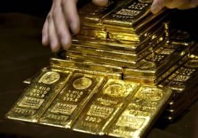 طلا نتوانست بالاتر رود