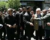 شعارهای توهینآمیز تعدادی از تندروها علیه علی اکبر صالحی در مراسم روز قدس
