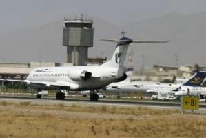 فرودگاههای تهران بسته شدند