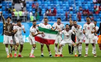 شاهکار تیم ملی فوتبال ایران مقابل مراکش