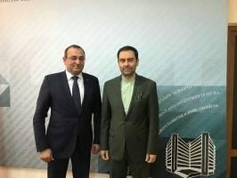 فعالسازی مناطق آزاد مغری و ارس میان ایران و ارمنستان