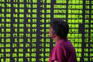سهام چین با امید به حمایت سیاسی بالا رفت