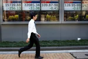 سهام آسیایی با کاهش رشد اقتصادی چین افت کرد