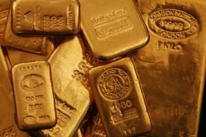 قیمت طلا به پایینترین سطح یکسال اخیر رسید