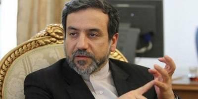 گزینههای متعددی برای مواجهه با تحریم نفتی داریم عباس عراقچی