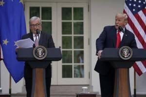 ترامپ: راه درازی در پیش داریم