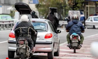 شمارهگذاری ۴۲ مدل موتورسیکلت متوقف شد
