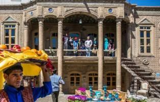 احیای خانههای تاریخی با کمک هنرمندان