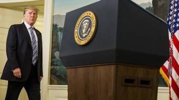 صحبتهای ترامپ درباره نرخ بهره، چین، ترکیه، اروپا و ایران