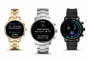 رابط کاربری سیستمعامل ساعتهای هوشمند بهبود یافت