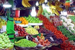 صادرات میوه وسبزی متوقف شد