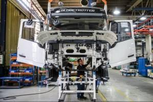 جدیدترین وضعیت تولید خودروهای سنگین