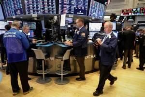 داوجونز با رشد سهام صنعتی رکورد زد
