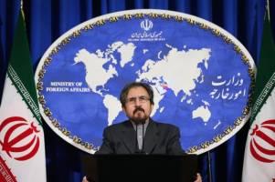 هرگز از سوی ایران درخواست ملاقات با ترامپ مطرح نشده است
