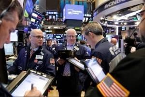 ثبت رکورد جدید داوجونز در معاملات والاستریت