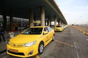 ممنوعیت تردد تاکسیهای اینترنتی در فرودگاه امام (ره) تکذیب شد