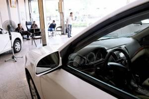 بازار بیسر و سامان خودرو