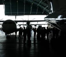 یک ایرلاین جدید با دو هواپیما آغاز به کار کرد