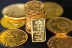 کاهش قیمت طلا همزمان با افزایش دلار