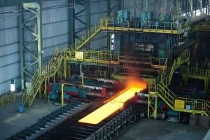 رشد تولید فولاد خام ایران و جهان