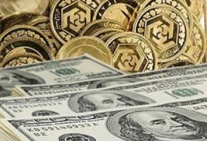 ادامه کاهش قیمت طلا و سکه