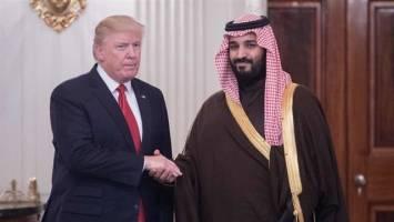 تشکر ترامپ از سعودیها برای کاهش قیمت نفت