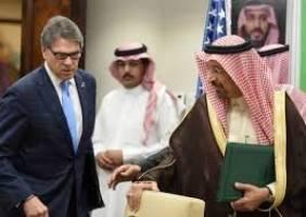 سنگاندازی ترامپ در نقشه نفتی عربستان سعودی