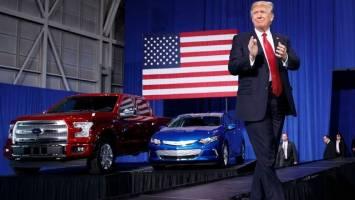 ترامپ خودروسازان آلمانی را به کاخ سفید فراخواند