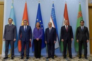 تاکید موگرینی و کشورهای آسیای میانه بر لزوم نفع ایران از برجام