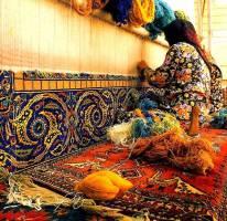 از خروج مواد اولیه فرش دستباف جلوگیری کنید