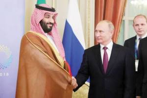 آیا پوتین و بن سلمان بار دیگر با هم دست میدهند؟