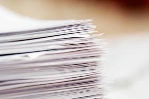 موج دوم افزایش قیمت کاغذ هر بند کاغذ تحریر؛ ۲۶۵ هزار تومان!