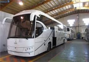 تولید اتوبوس به نزدیک صفر رسید