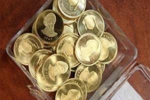 سکه طرح جدید شنبه، ۸ دی ماه به ۳ میلیون و ۵۵۰ هزارتومان رسید