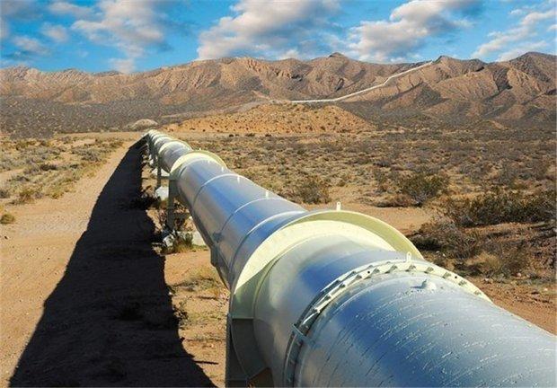 فرونشست در مناطق گذر خطوط لوله گاز و آب