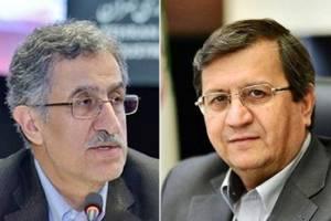 نامه رئیس اتاق تهران به همتی