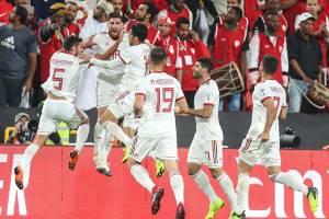 صعود ایران به جمع هشت تیم برتر آسیا