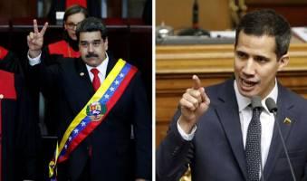 واکنش کشورهای آمریکایی به اعلام ریاستجمهوری گوآیدو در ونزوئلا