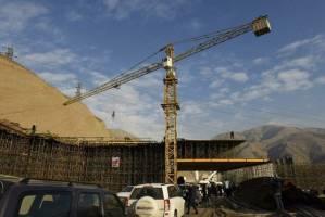 خروج چینیها به طور کامل از آزادراه تهران-شمال