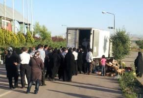 ایرانیان را همیشه در صف دریافت غذا نشان میدهند؟