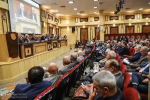 هیاترئیسه اتاق ایران استعفا نداده است