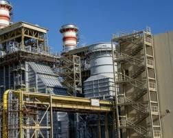 تولید ۹۹۰ مگاوات برق کشور در نیروگاه گازی خلیج فارس