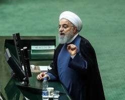 روحانی: نیاز به خارج از کشور برای درمان رفع شده است