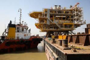 افزایش تولید روزانه ١٤.٢میلیون مترمکعب گاز در کشور
