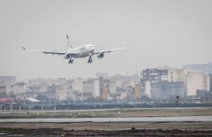 آمادگی فرودگاه مهرآباد برای نوروز