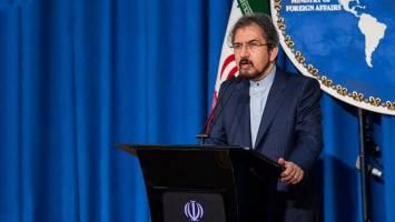 انتقاد ایران از سکوت برخی از دولتهای منطقه در برابر تجاوزات رژیم صهیونیستی