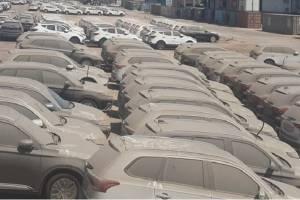 مرجع قضایی هنوز درباره خودروهای دپو شده تصمیم نگرفته است