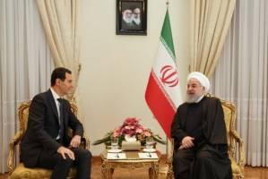 ایران آماده مشارکت در روند بازسازی سوریه است