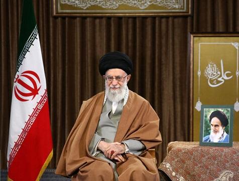 پیام رهبر انقلاب در پی حادثه سیل در شیراز