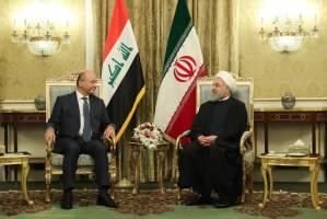 علیرغم فشارهای بینالمللی، رهبران عراق به صورت متحد خواستار ادامه همکاری با ایران هستند